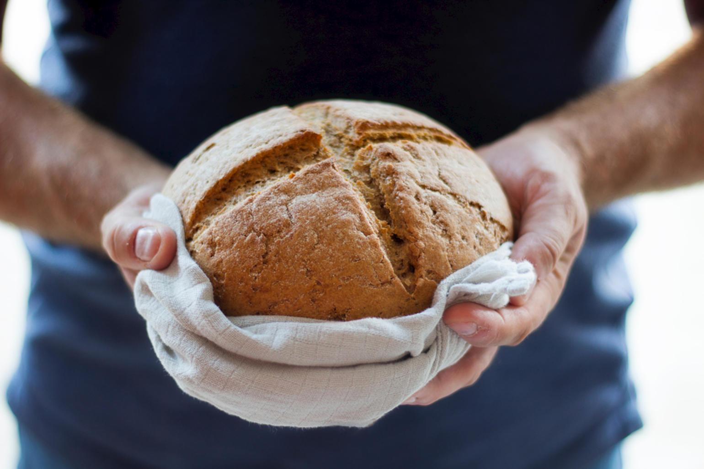 Kookworkshop 'Van graankorrel tot brood'